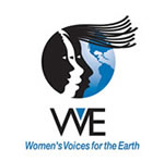 Women's Voices for the Earth logo